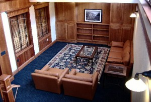 American National Bank - Telluride Lobby