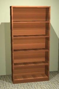 Adaptibilities Bookcase